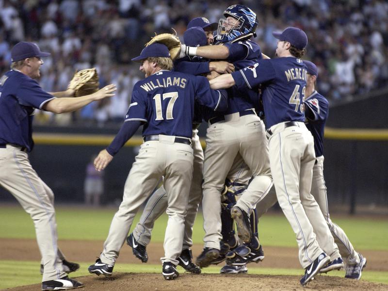 2006 Padres