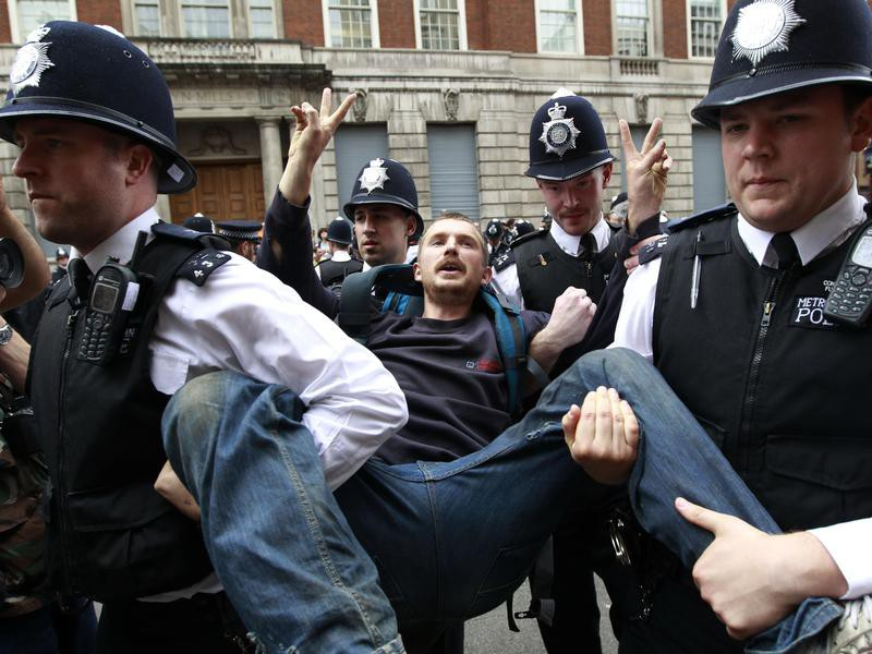 Policing in the United Kingdom