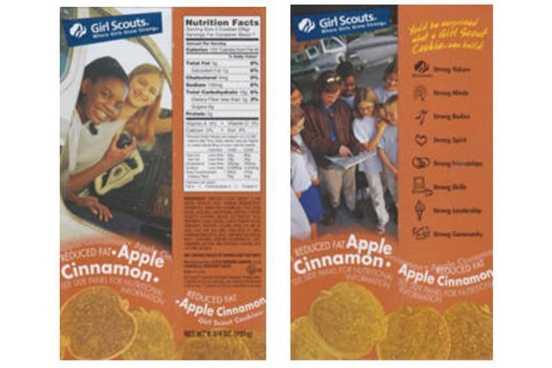 Apple Cinnamons