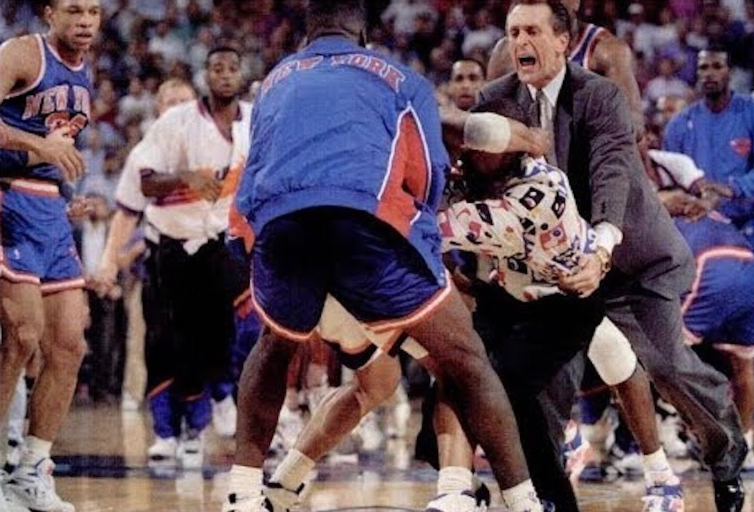 New York Knicks and Phoenix Suns