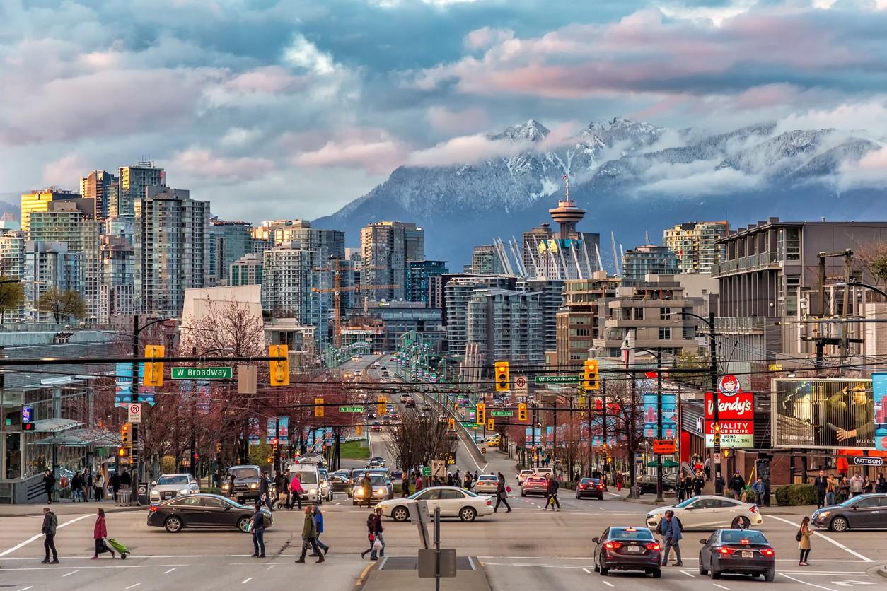 Vancouver City, Canda