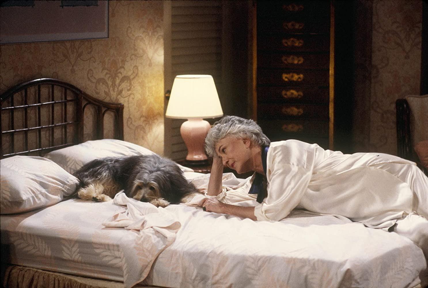 Dorothy's room in the Golden Girls