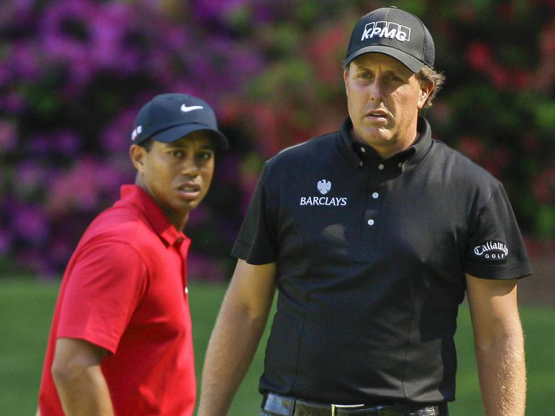 Tiger Woods-Phil Mickelson