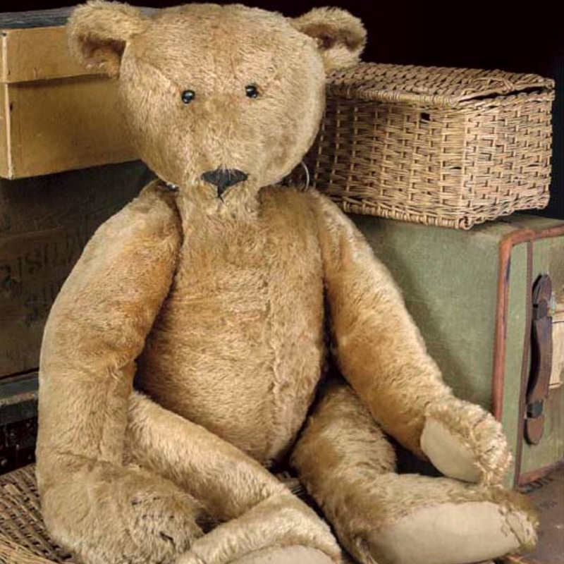 Steiff Large Display Teddy Bear