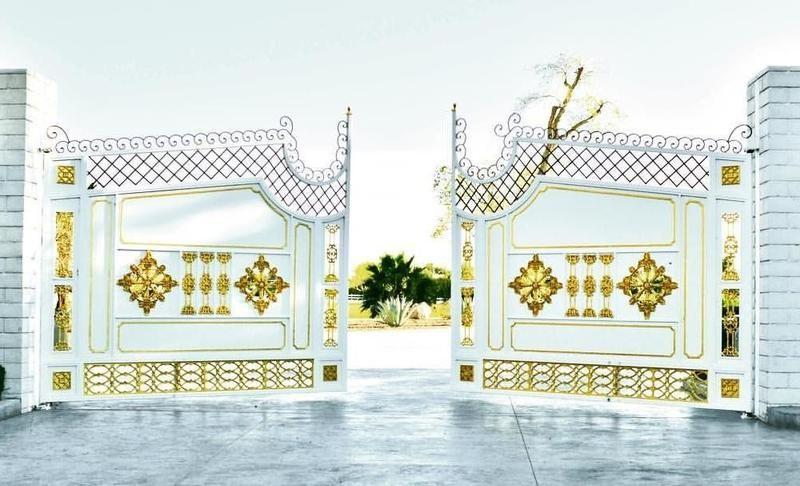 Gates of Casa de Shendandoah