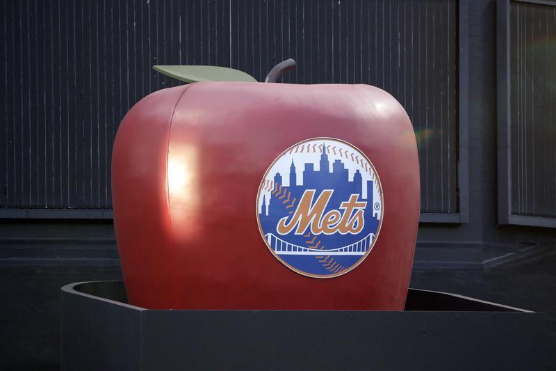 Mets' CitiField apple
