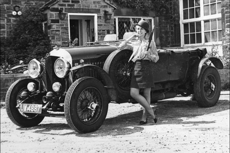 46. 1928 Bentley Speed 6