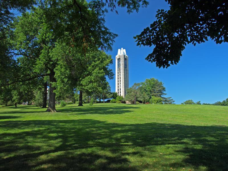 Marvin's Grove at the University of Kansas