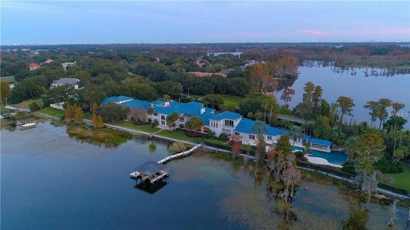 Shaq's $22 million home