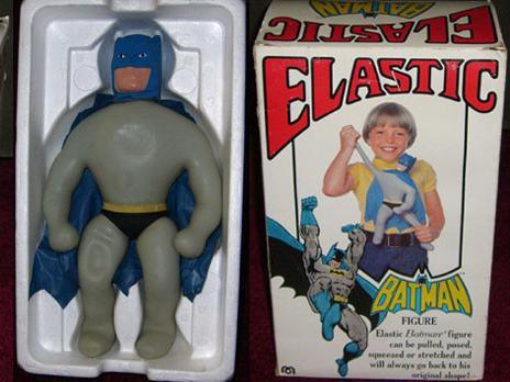 Mego Elastic Batman