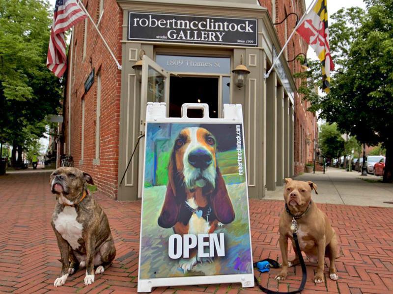 Robert McClintock Gallery