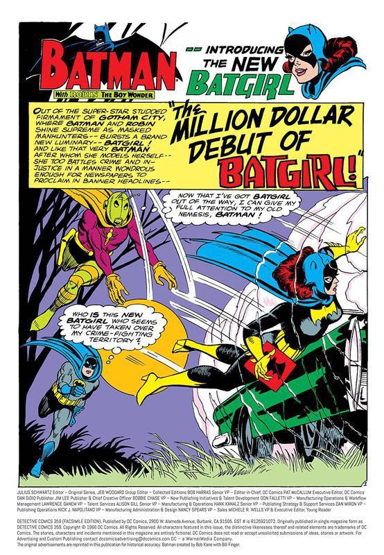 Detective Comics No. 359