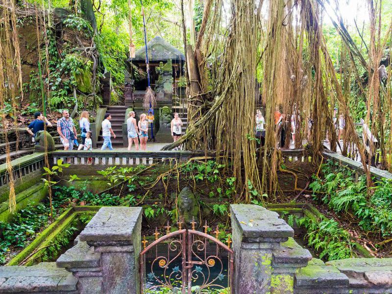 Ubud Sacred Monkey Forest, Bali