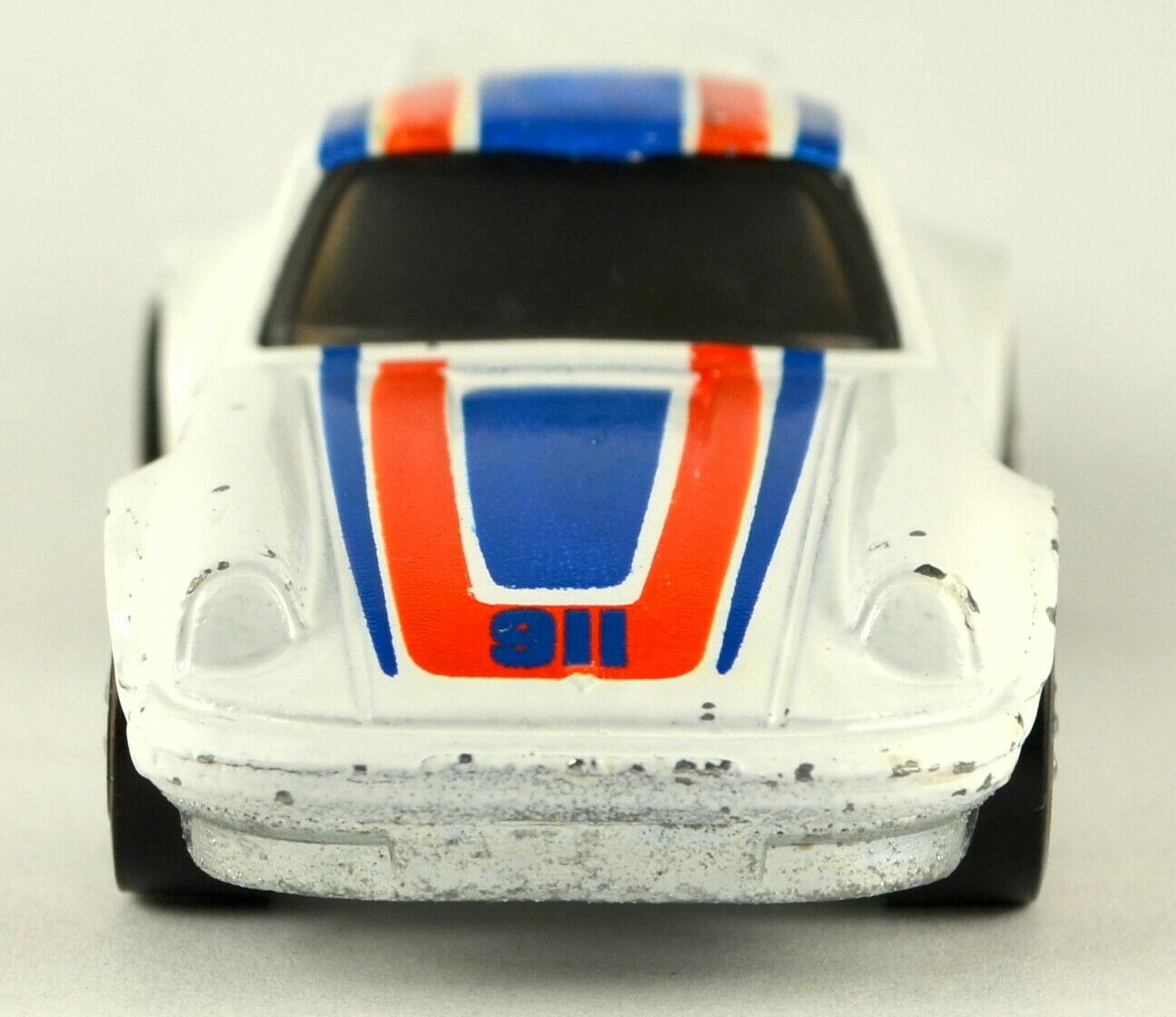 Hot Wheels Porsche Redline