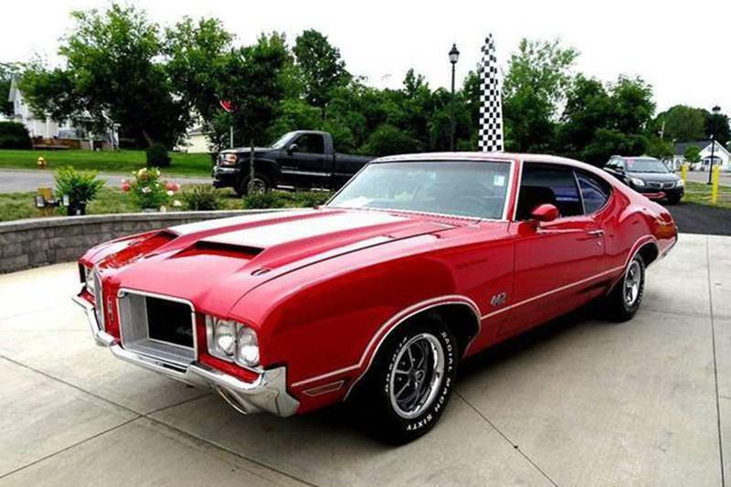 1971 Oldsmobille 442
