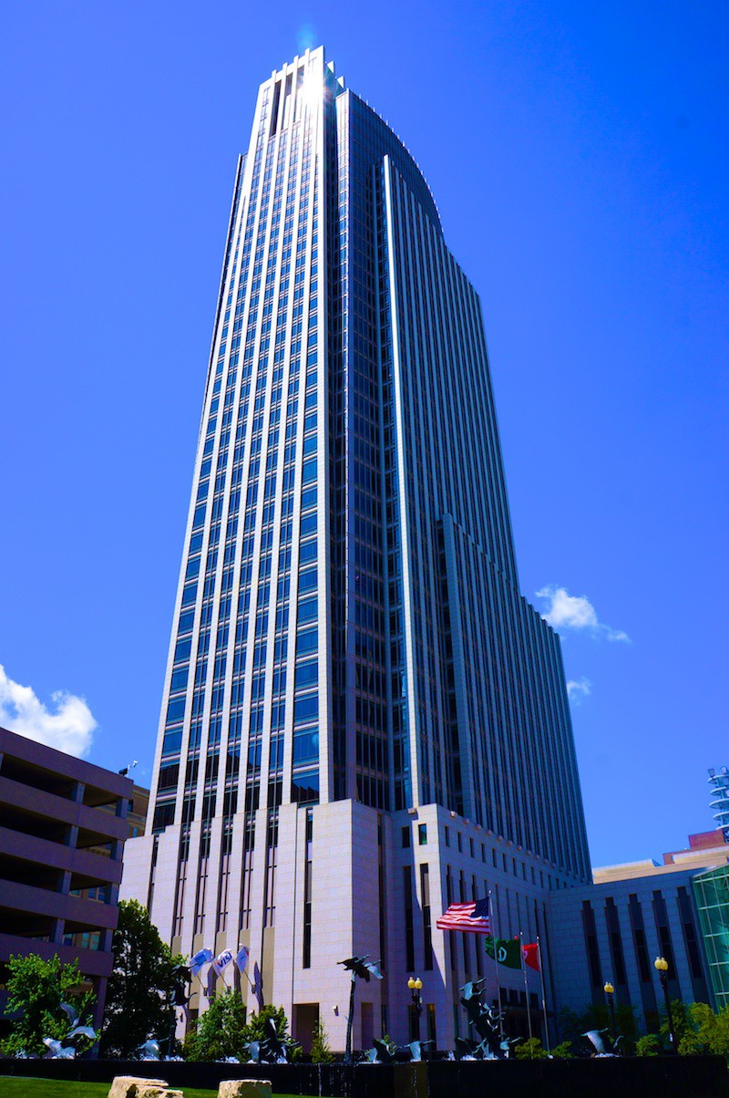 first national bank tower omaha