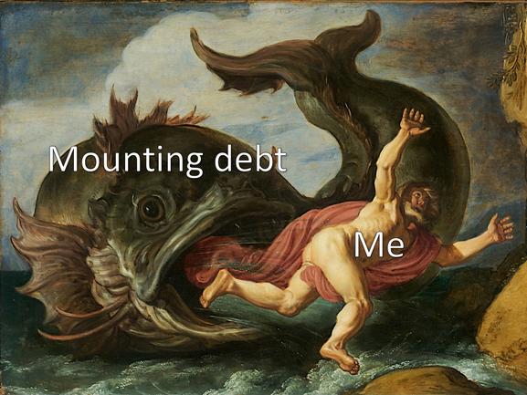 Student loans meme
