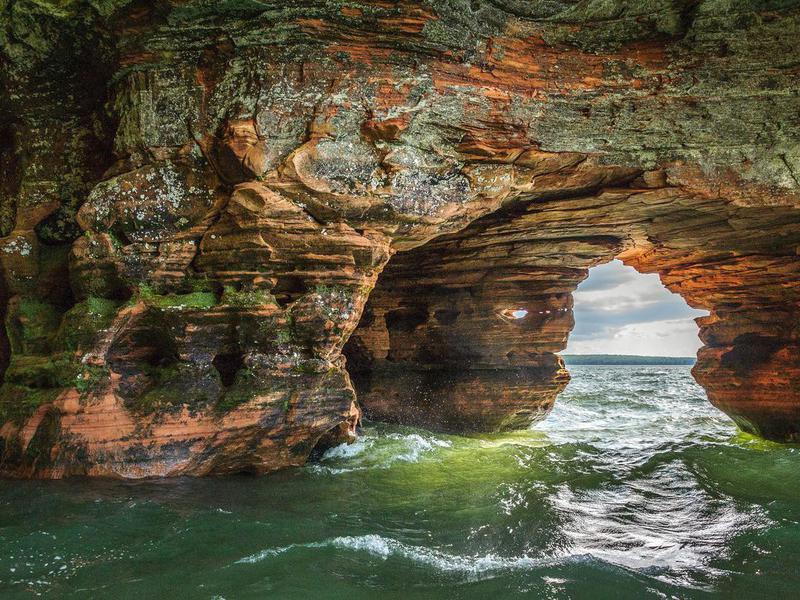 Apostle Island National Lakeshore, Wisconsin