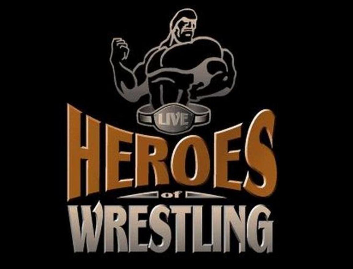 Heroes of Wrestling logo