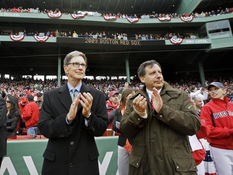 John Henry and Tom Werner