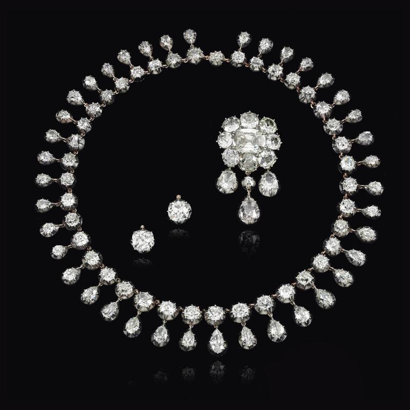Marie Antoinette's Necklace