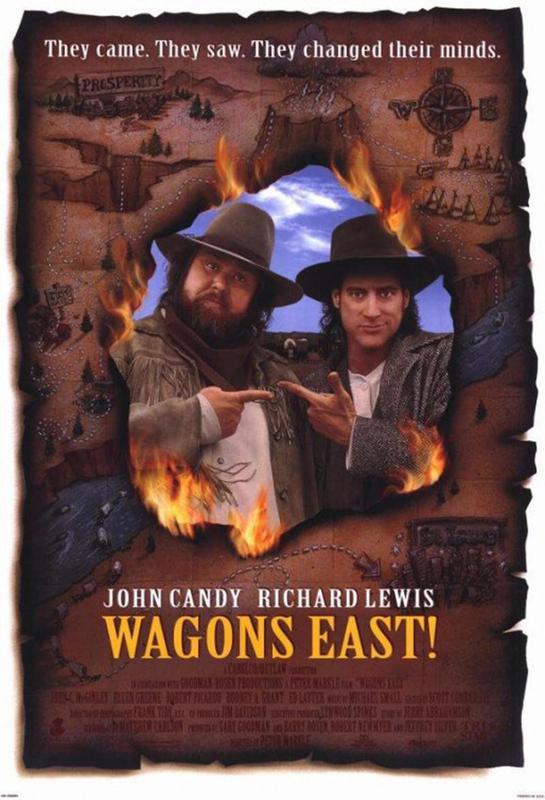 Wagons East!