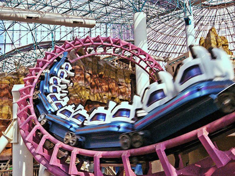 Adventuredome Theme Park