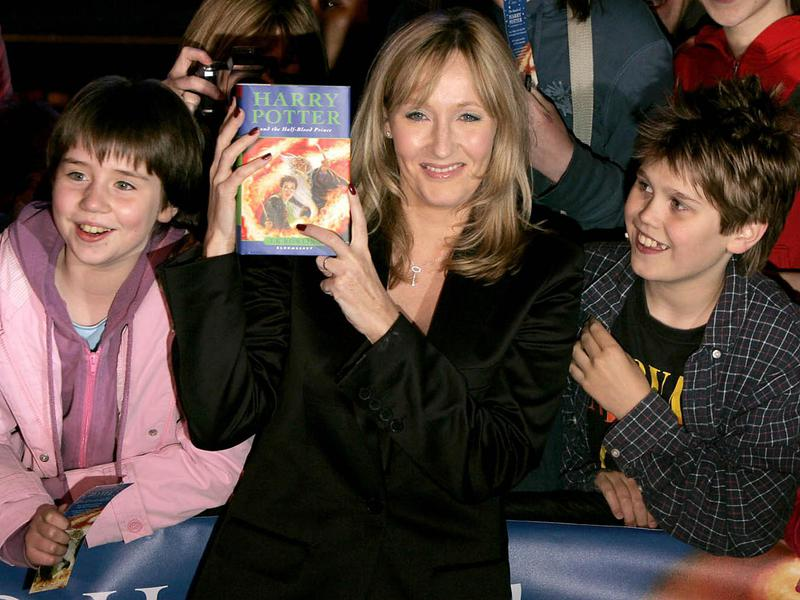 Harry Potter and the Half-Blood Prince J.K. Rowling