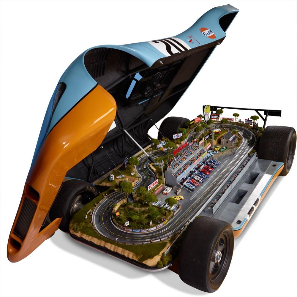 Porsche 917 Le Mans Raceway toy