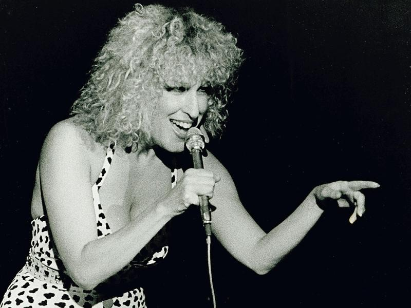 Young Bette Midler