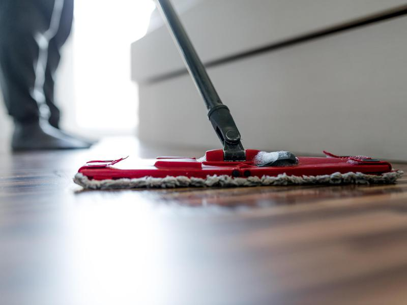 Detailed cleaning is a critical step to selling any home