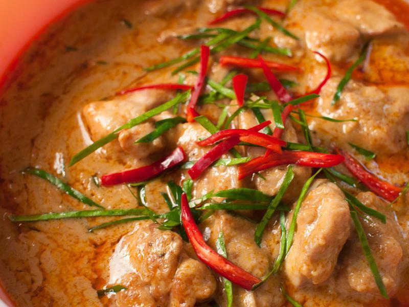 Thai Food Spicy
