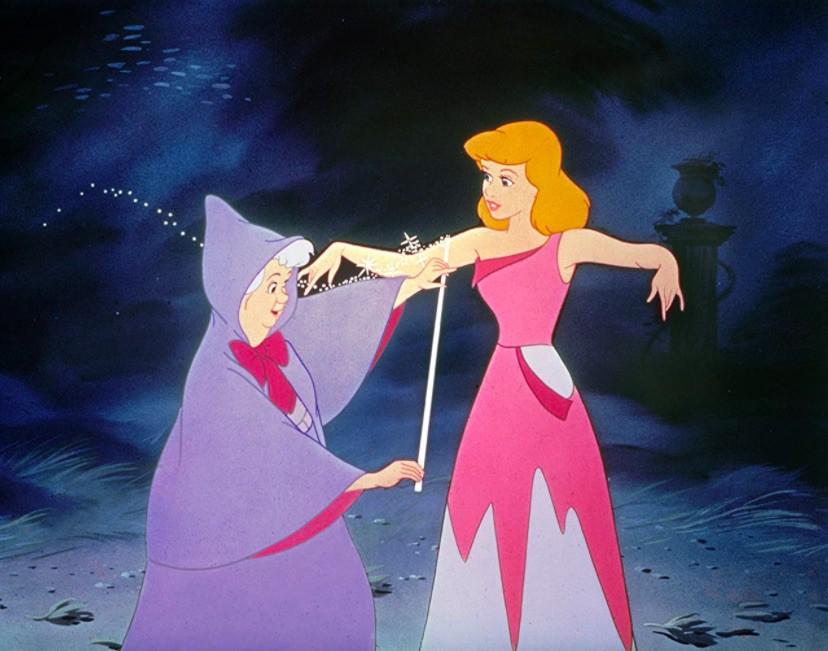 Cinderella VHS tape