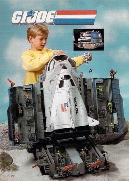G.I. Joe Defiant Space Vehicle Launch Complex
