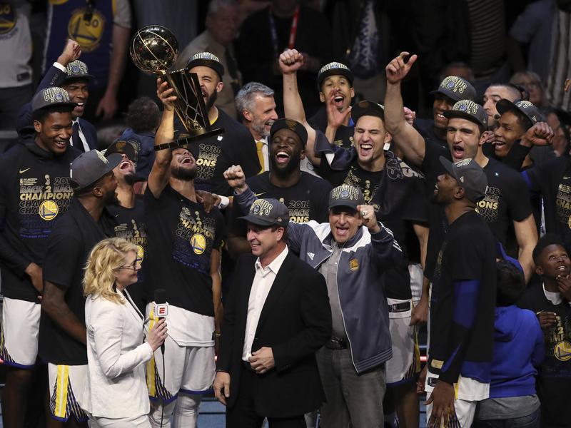2017-18 Golden State Warriors