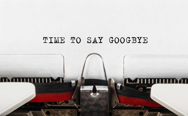 Prep your goodbye letter