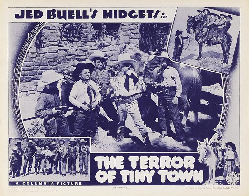 The Terror of Tiny Town