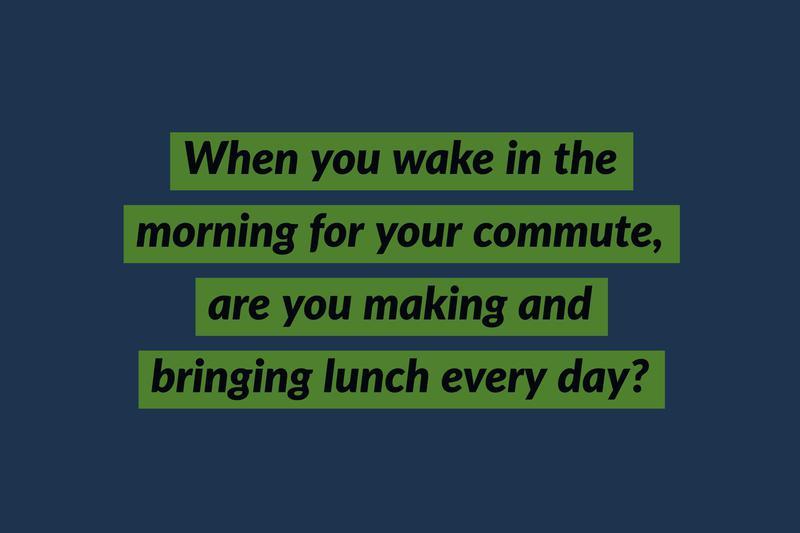commuting food
