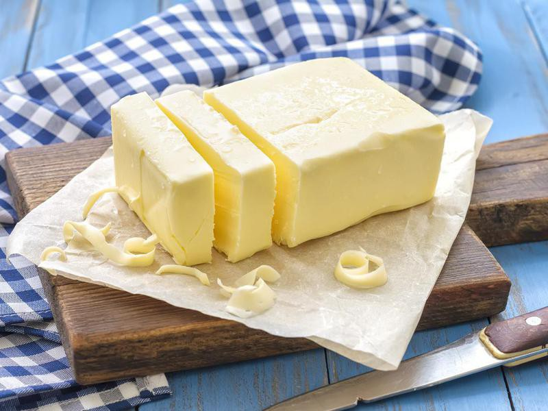 Weird Law About Butter