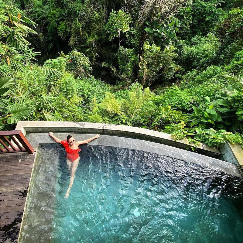 With Nature in Ubud