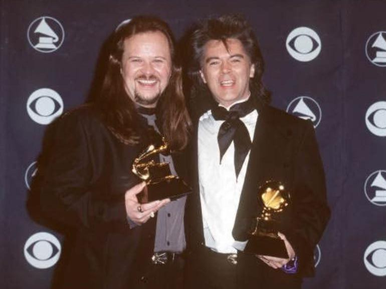 Marty Stuart with Travis Tritt