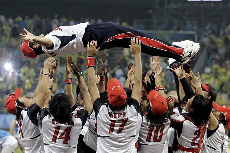 2008 Team Japan