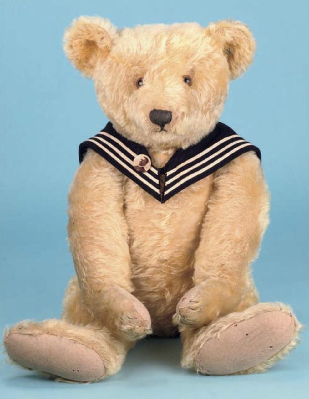 Steiff Sailor Teddy Bear