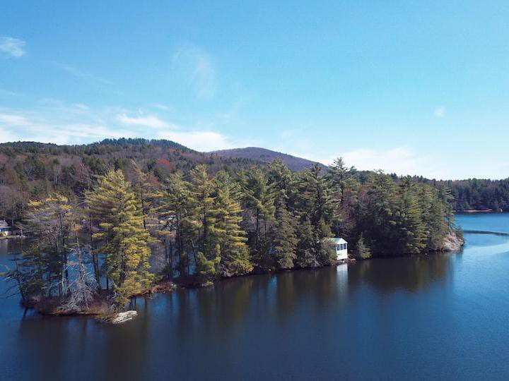 Lake Iroquois Private Island