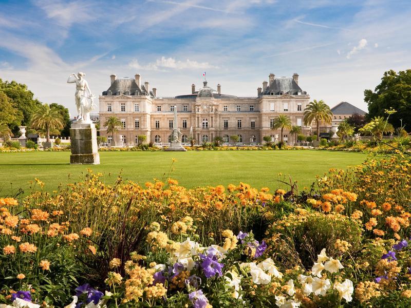 Luxemboug Gardens