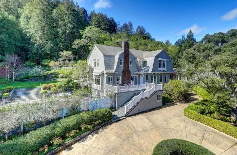 Phil Lesh's mansion