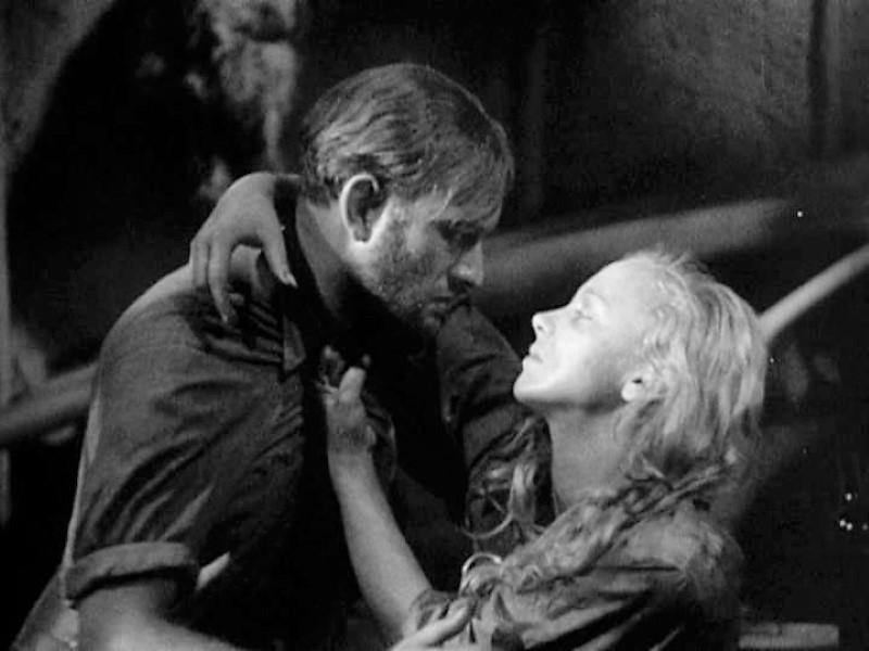 "Virginia Bruce and Conrad Nagel in ""Kongo"""
