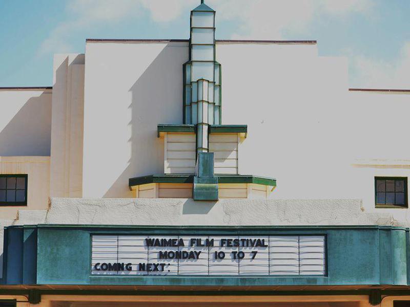 Historic Waimea Theater