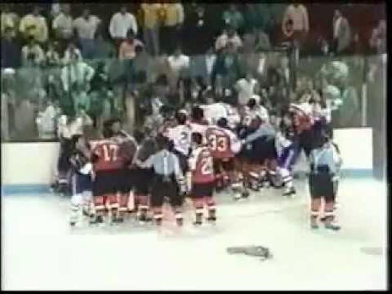 Philadelphia Flyers and Montreal Canadiens