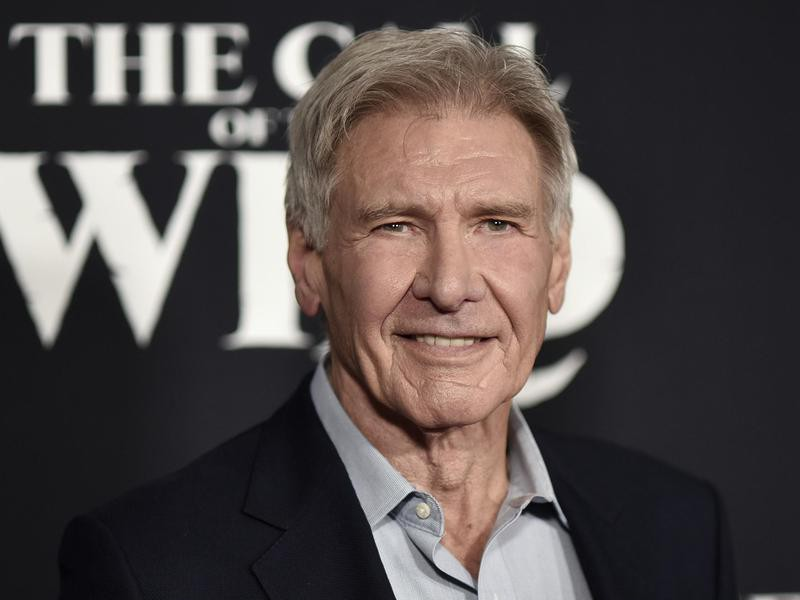 Harrison Ford Now